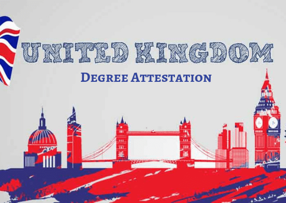 Uk degree certificate attestation